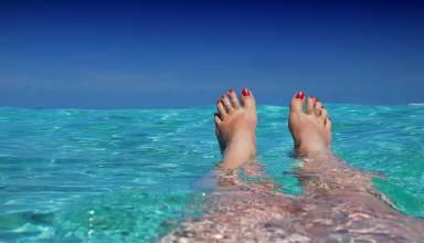 Domowe sposoby na piękne stopy