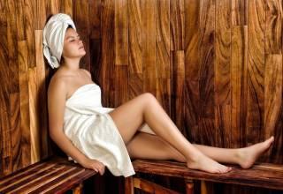 Zasady korzystania z sauny